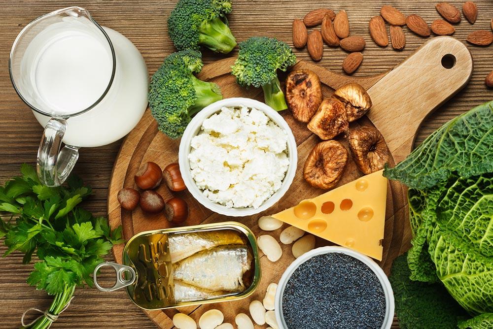 Natural Sources of Calcium