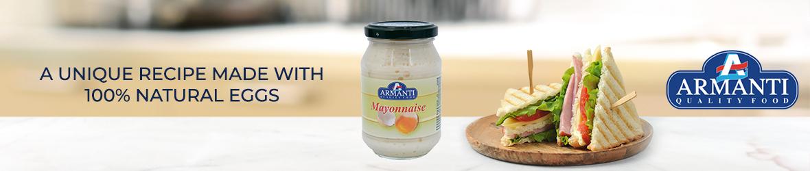 Mayonnaise - Armanti