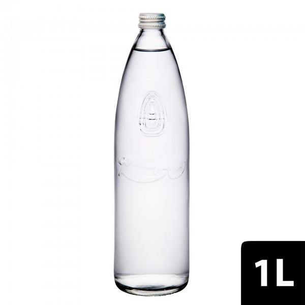 Sohat Natural Mineral Water Glass 1L 371608-V001 by Sohat