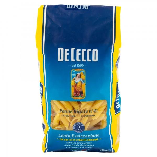De Cecco Penne Rigate Pasta 500G 100372-V001 by De Cecco