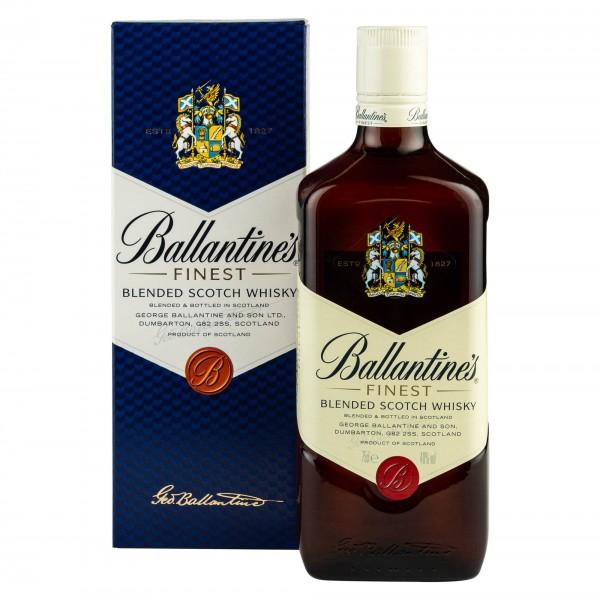 Ballantine's Finest Scotch Whisky 75cl 100649-V001 by Ballantine's