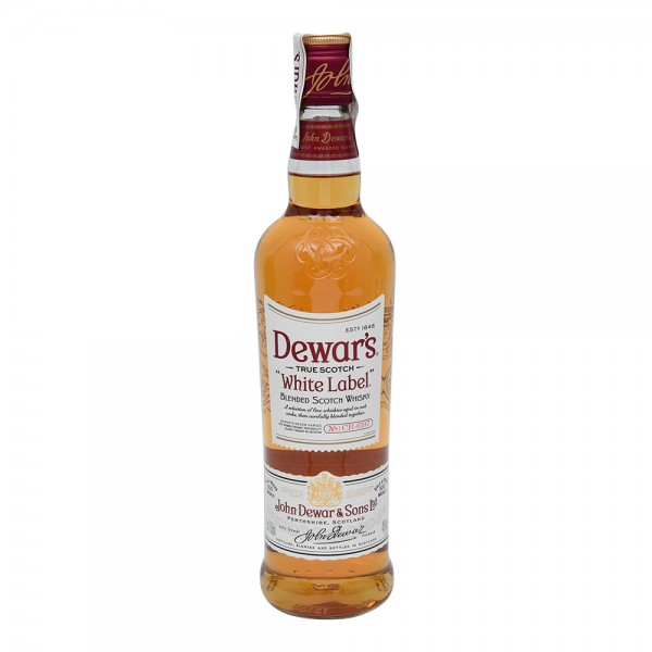 Dewars White Label Whisky 101033-V001 by Dewars