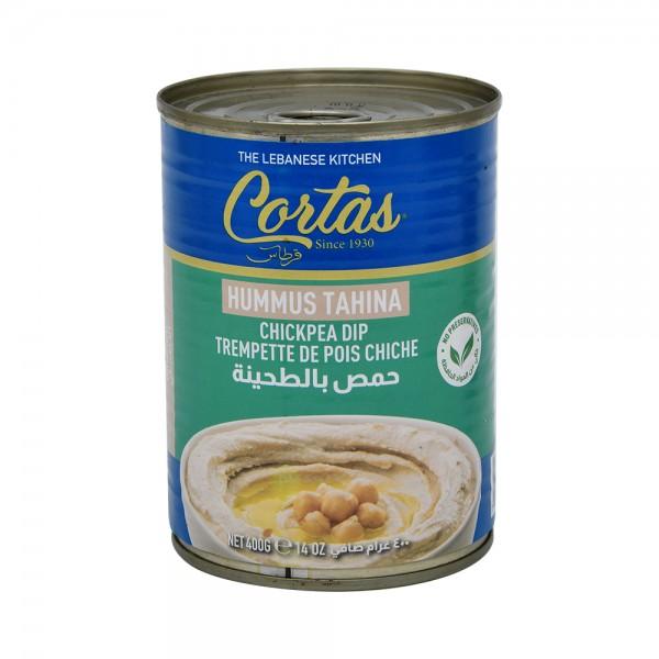 HOMMOS TAHINEH 101230-V001 by Cortas Food
