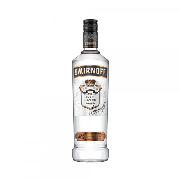 Smirnoff Black Vodka 70cl 101250-V001 by Smirnoff