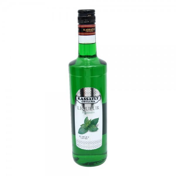 Kassatly Mint Liqueur - 700Ml 101326-V001 by Kassatly Chtaura
