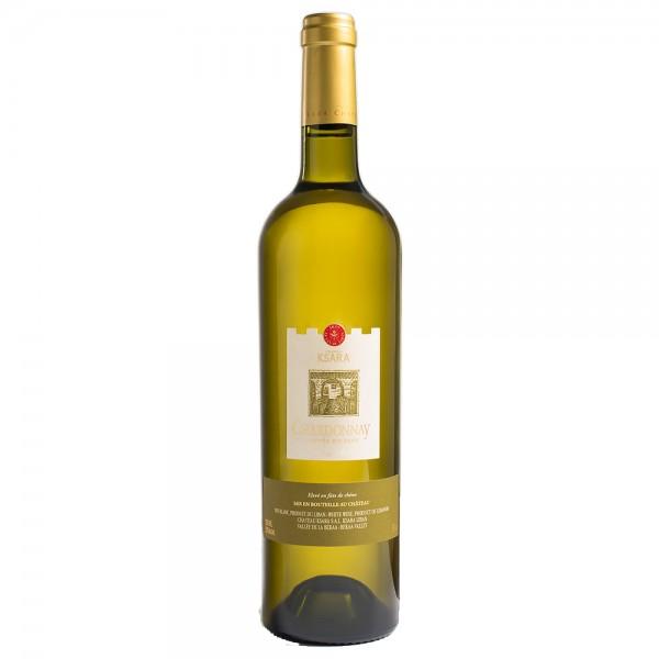 Ksara Chardonnay Vin Blanc - 750Ml 101365-V001 by Chateau Ksara