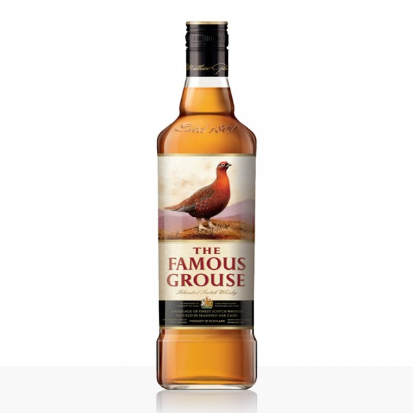 FAMOUS GROUSE WHISKY 101404-V001 by The Famous Grouse