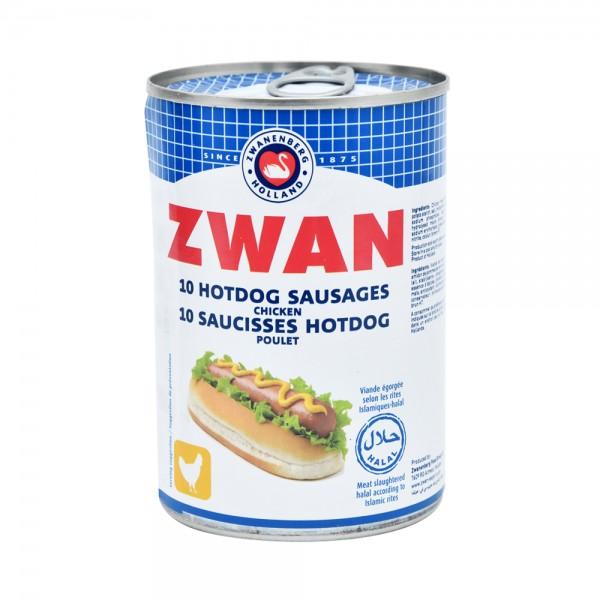 Zwan Chicken Hotdogs 200g 101529-V001 by Zwan