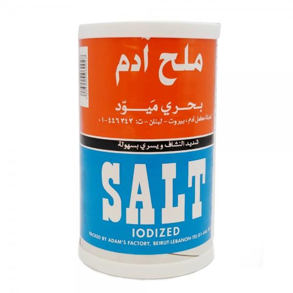 Adam Crystal Salt Iodized 700G 101695-V001 by Adam Salt