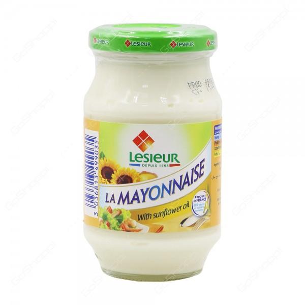 LESIEUR Mayonnaise Jar 235G 101809-V001 by Lesieur