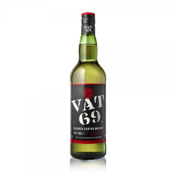 VAT69 Whiskey 750ml 101819-V001 by VAT 69