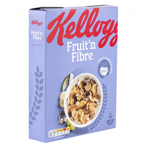 Kellogg'S Fruit'N Fibre 375G 103864-V001 by Kellogg's