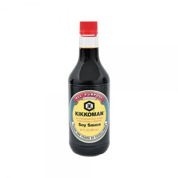 Kikkoman Soya Sauce 20 OZ 103977-V001 by Kikkoman