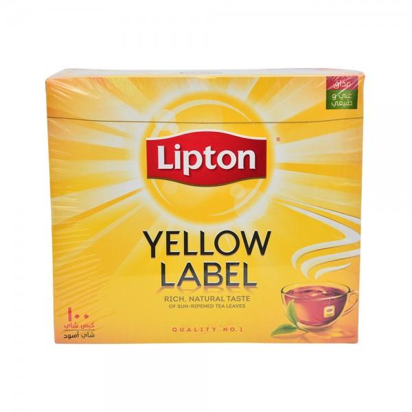 Lipton Tea Bags 100 Sachets 104225-V001 by Lipton