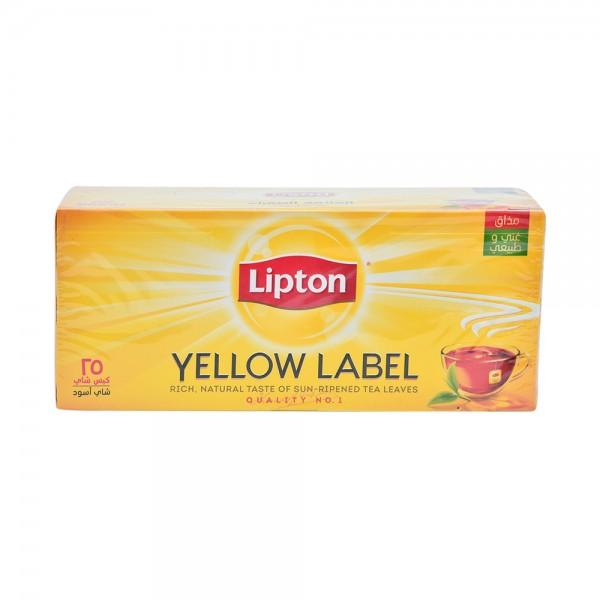 Lipton Tea Bags 25 Sachets 104226-V001 by Lipton