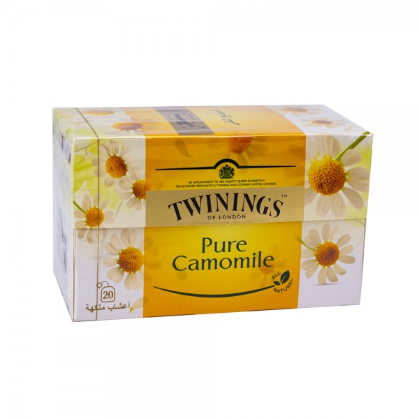 Twinings Pure Camomile Herbal Tea Bags 25G 104278-V001 by Twinings