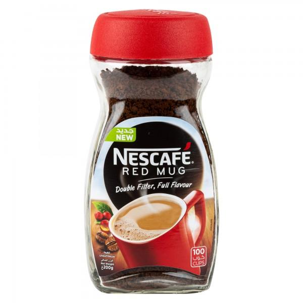 Nescafe classic Red Mug 200G 104317-V001 by Nestle
