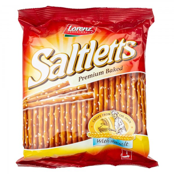 Lorenz Saltletts With Sea Salt Bag 150G 104524-V001 by Lorenz
