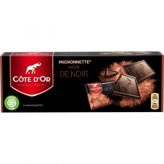 Cote D Or Mignonette Choc Noir - 240G 104757-V001 by Cote D'or