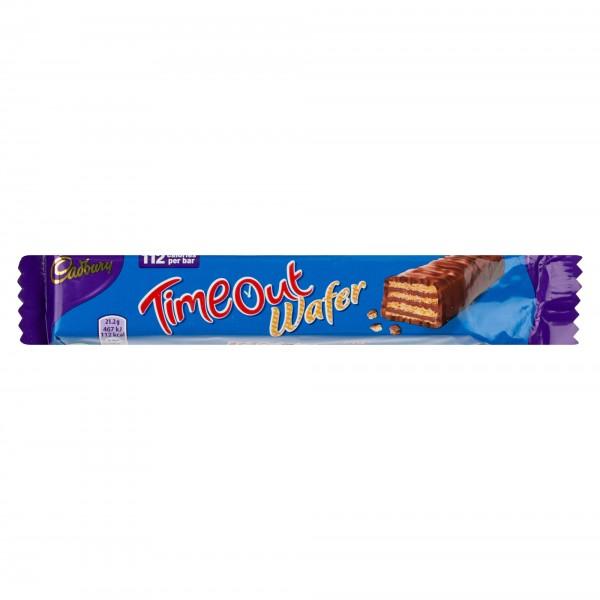 Cadbury Timeout Wafer 21.5G 104945-V001 by Cadbury