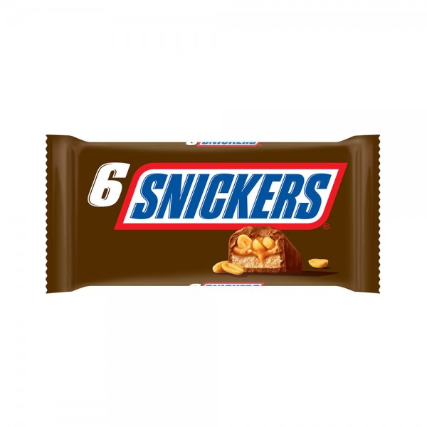 SNICKERS 6PC 105014-V002 by Mars