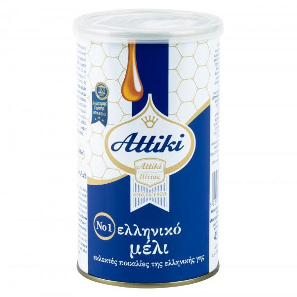 Attiki Honey Tin 455G 105446-V001 by Attiki