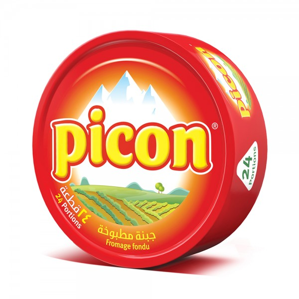 Picon Cheese Portions 24 Pieces 360G 105464-V001 by Picon