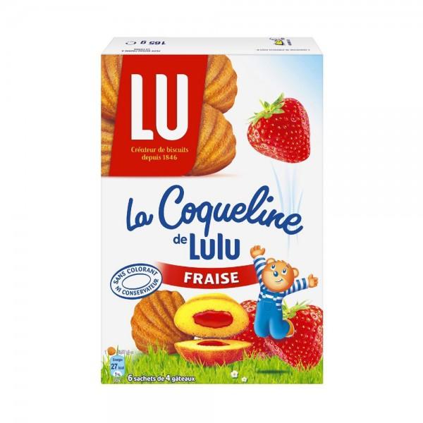 COQUELINE FRAISE 105727-V001 by LU