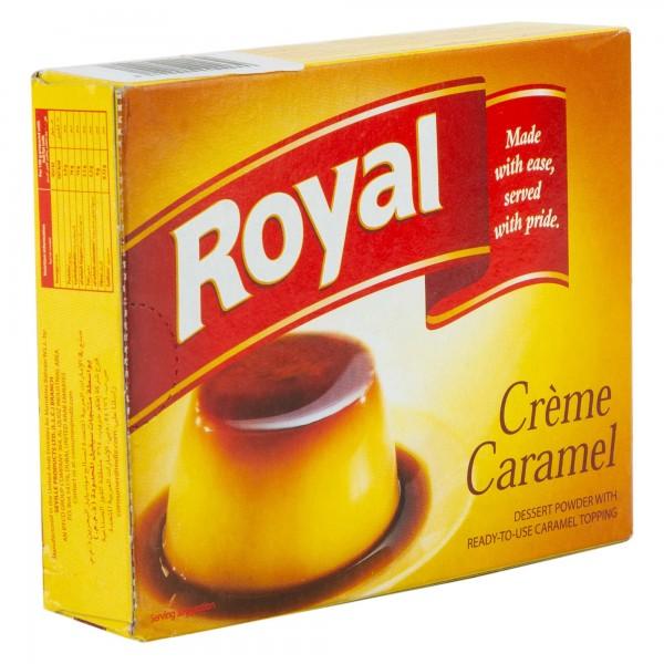 Royal Creme Caramel 77G 105924-V001 by Royal