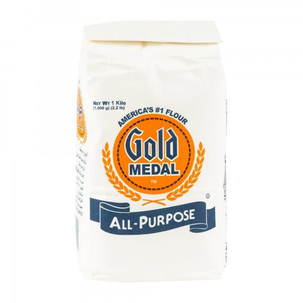 Gold Medal All Purpose Flour 1Kg 106085-V001 by Gold Medal