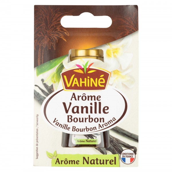 Vahine Natural Vanille Extract 20Ml 106156-V001