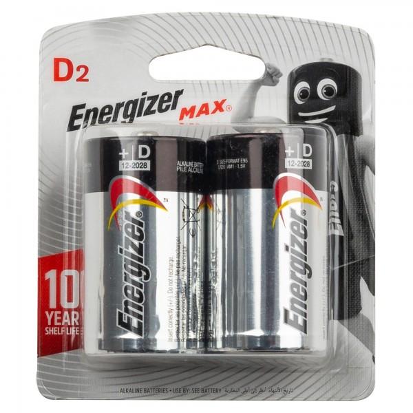 Energizer D Size BP2 106827-V001 by Energizer