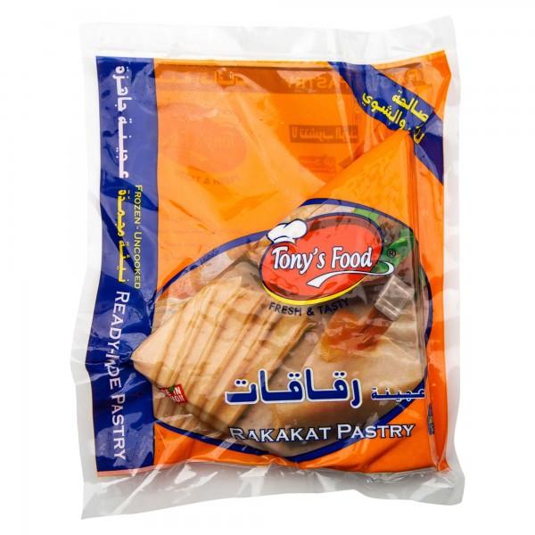 Tony'S Food Rakakat Pastry Frozen 500G 107936-V001 by Tony's Food