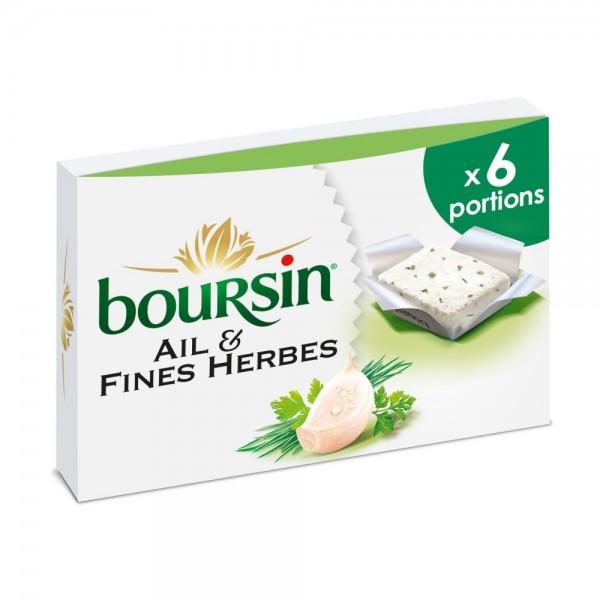 Boursin Ail 6 portions 108664-V001 by Boursin