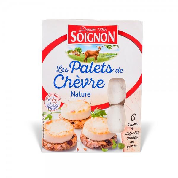SOIGNON Les Chevres Chauds x4 150G 108713-V001 by Soignon