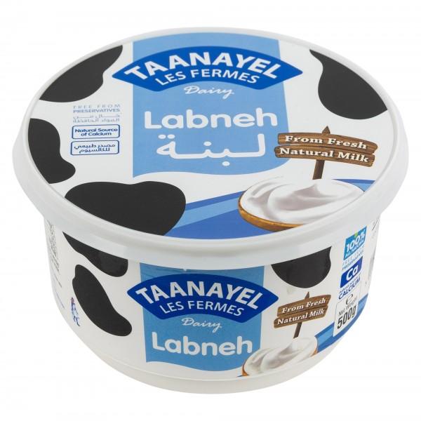 Taanayel Les Fermes Labneh 500G 108736-V001 by Taanayel Les Fermes