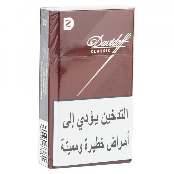 Davidoff Cigarettes Classic 1 Packet 108813-V001 by Davidoff Cigarettes