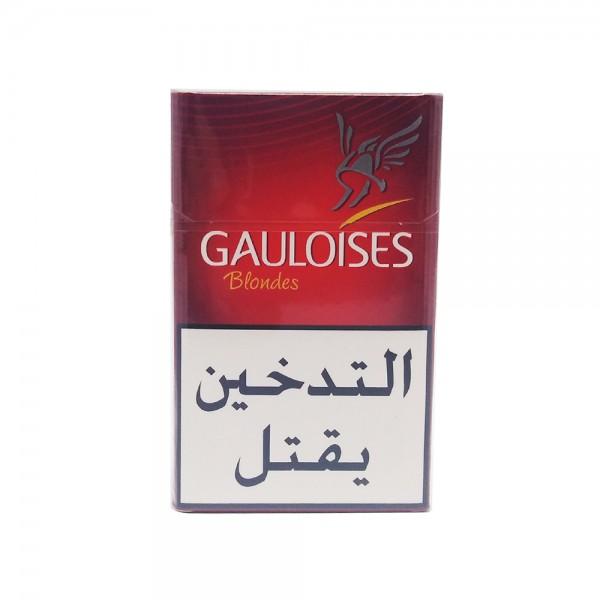 BLONDES LEGERES CIGARETTES 108816-V001 by GAULOISES