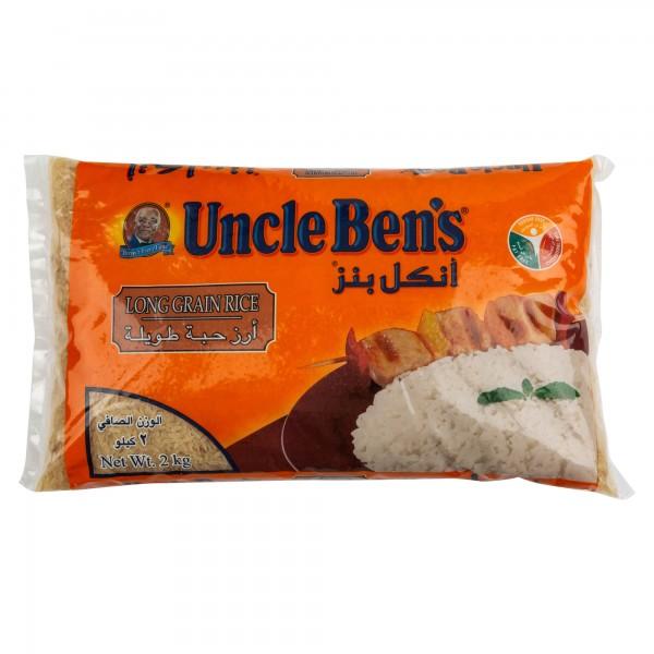 Uncle Ben'S Original Long Grain Rice 2Kg 109886-V001 by Ben's Original