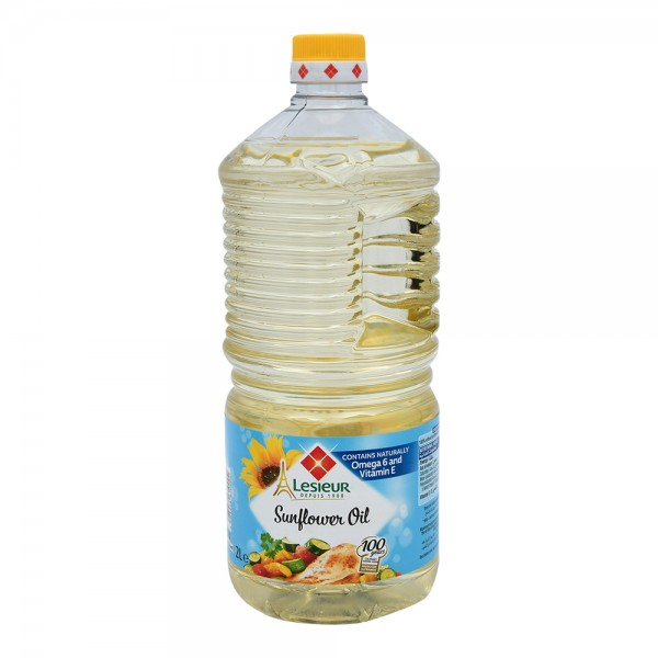 Lesieur Sunflower Oil 2L 109984-V001 by Lesieur
