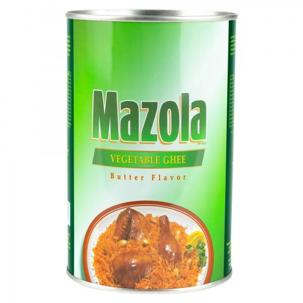 Mazola Butter Flavor Vegetable Ghee 1L 109999-V001