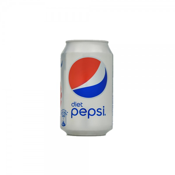 Pepsi Can Diet 330ml 110771-V001 by Pepsi