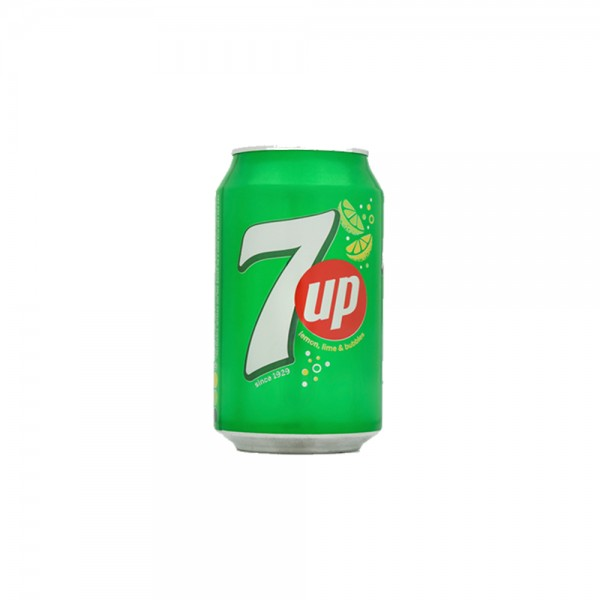 7 Up Can 330ml 110772-V001 by Seven Up - 7 up