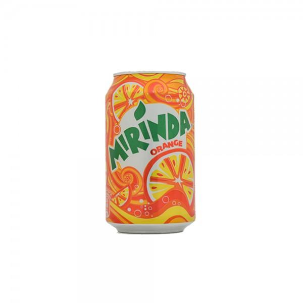 Mirinda Orange Can 330ml 110774-V001 by Mirinda