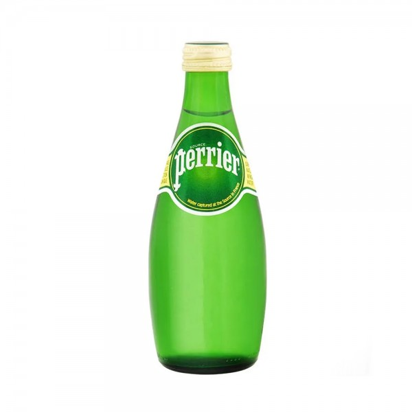 Perrier Sparkling Natural Mineral Water 33cl 110811-V001 by Perrier