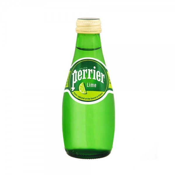 Perrier Lime 200ml 110814-V001 by Perrier