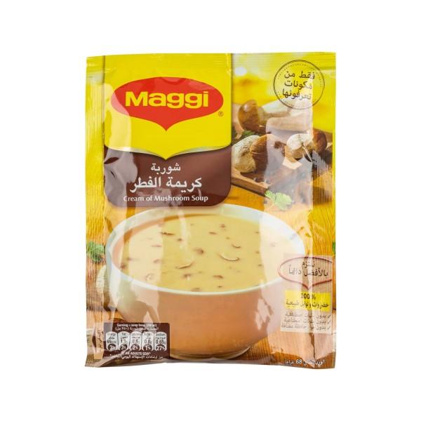 Maggi Cream Of Mushroom Soup 110857-V001 by Nestle
