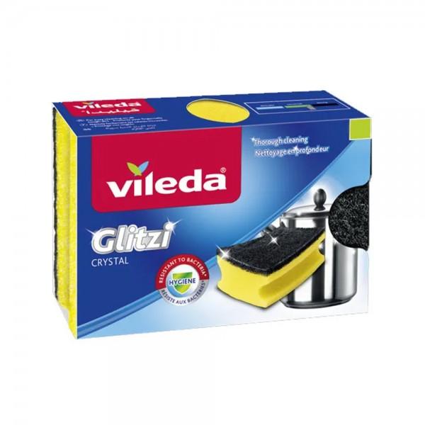 2XGLITZI CRYSTAL+1 FREE 111067-V003 by Vileda