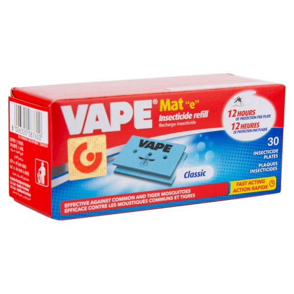 Vape Mat Classic 30 Pieces 111149-V001