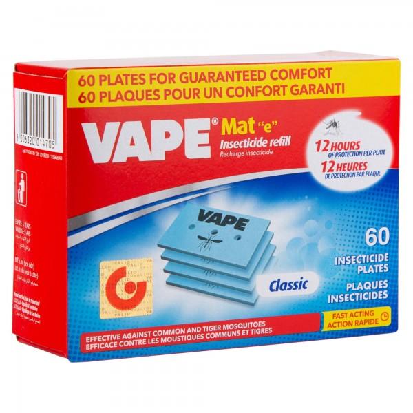 Vape Mat 60 Pieces 111150-V001 by Vape